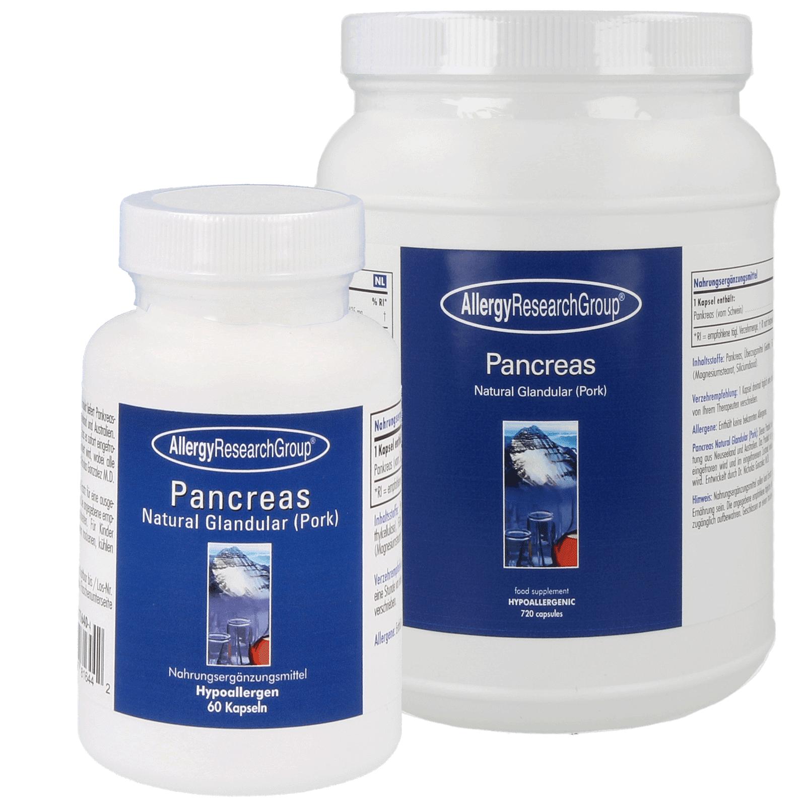 Pancreas Porc