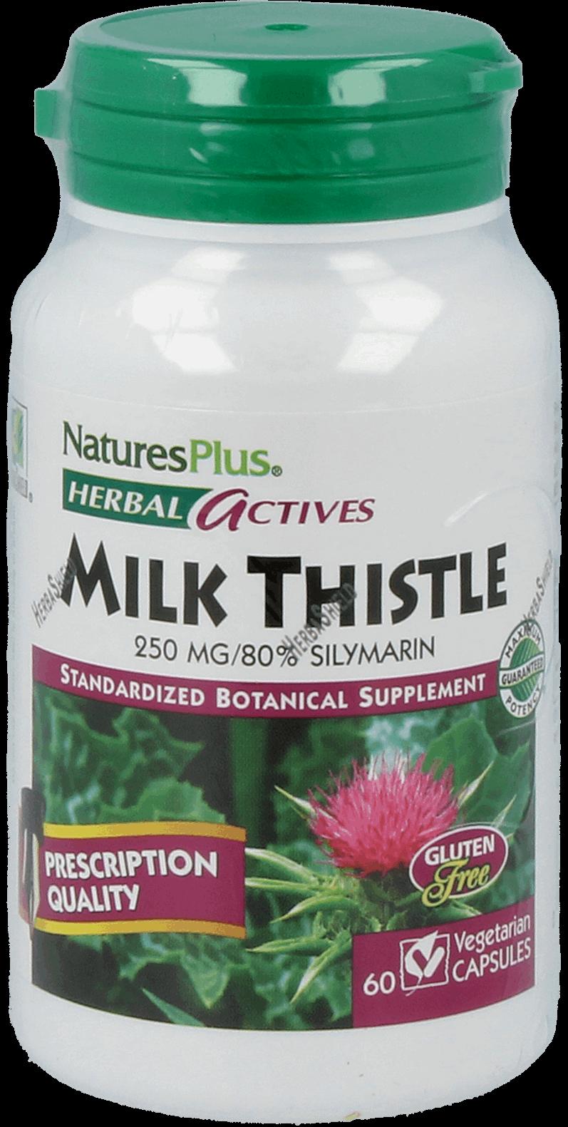 Milk Thistle 250 mg
