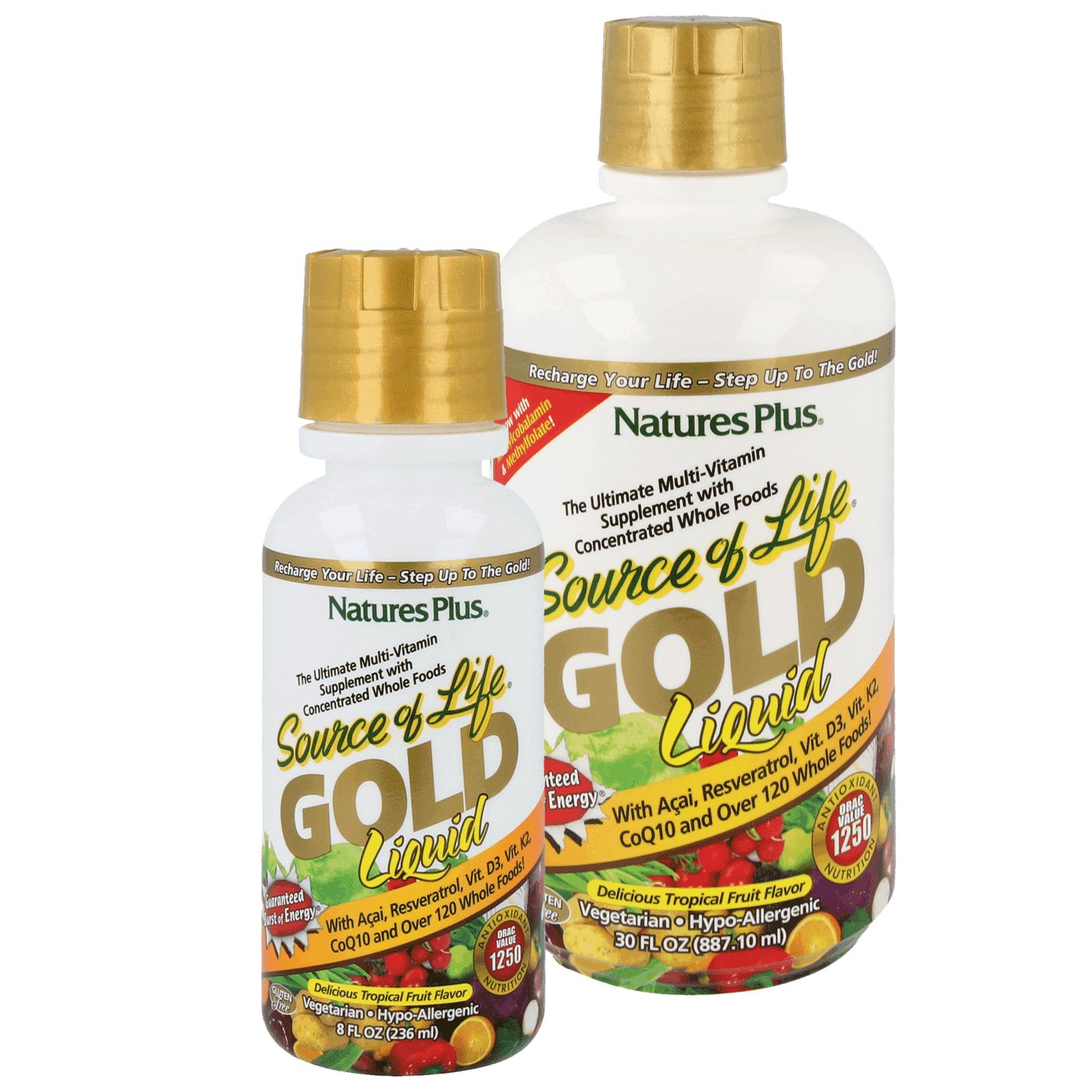 Source of Life® GOLD Liquid