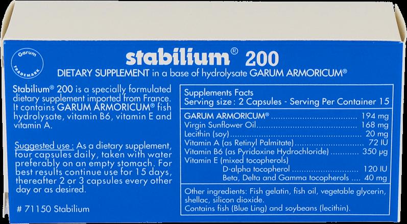 Stabilium® 200