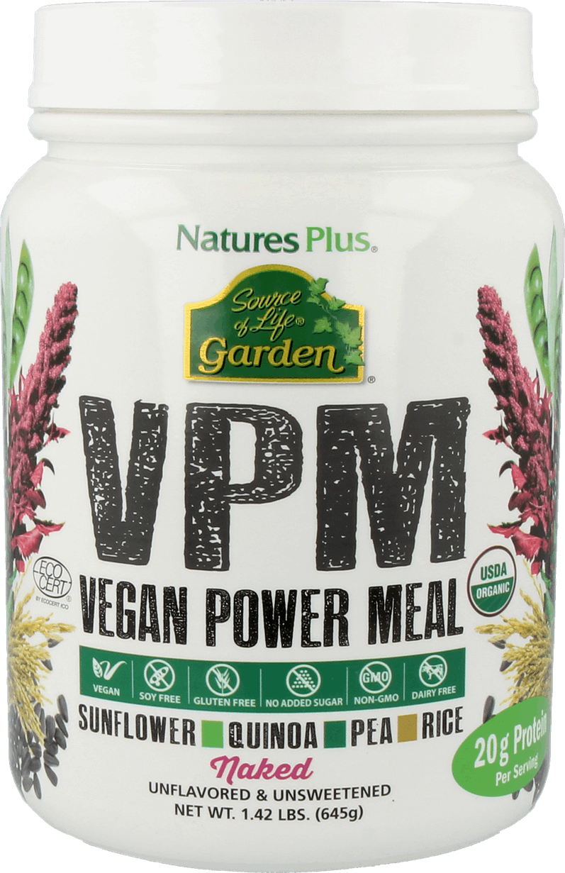 Vegan Power Meal