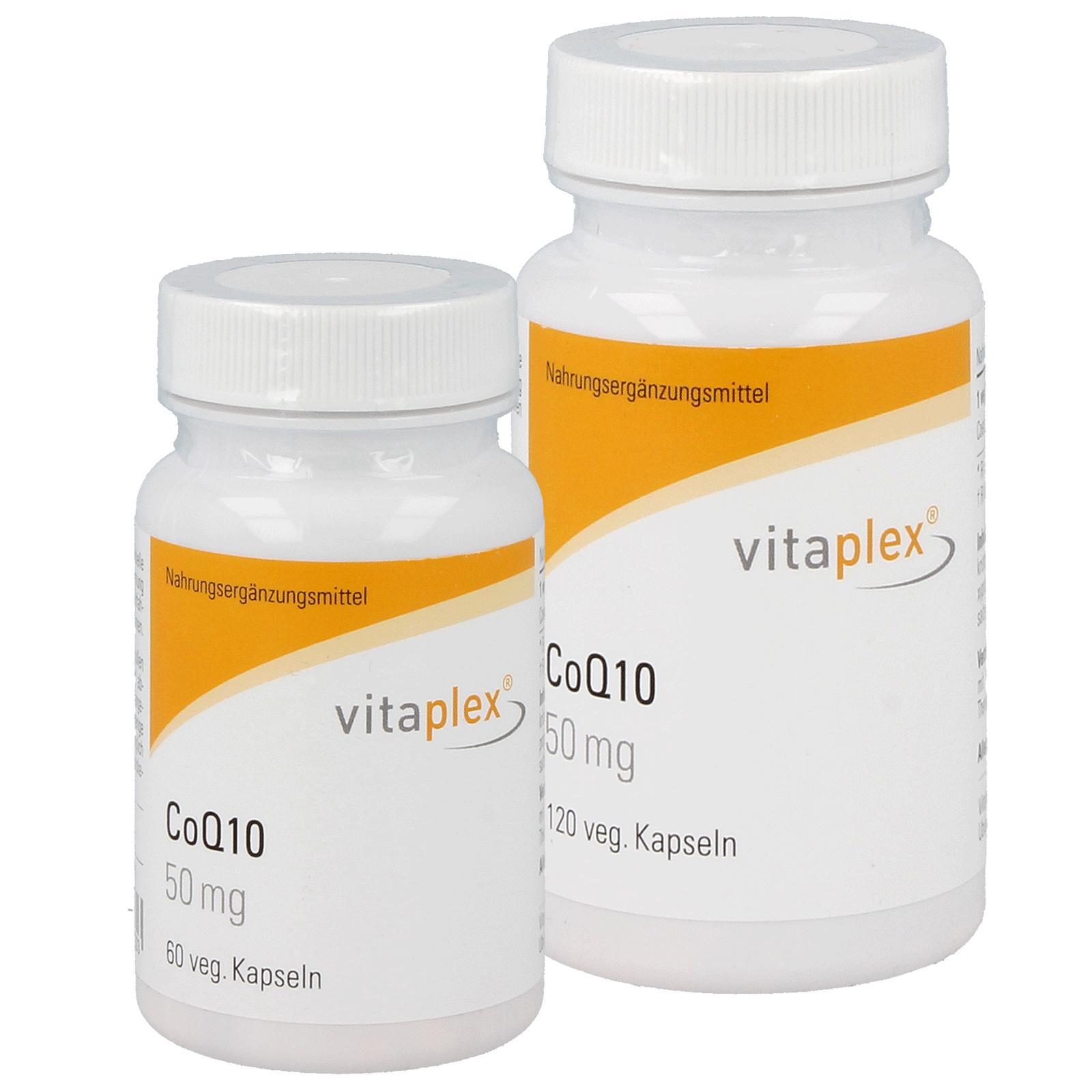 CoQ10 Coenzym Q10 50 mg